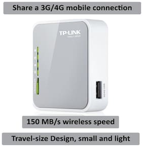 TP-LINK MR3020 portable 150 mbps 3G Router