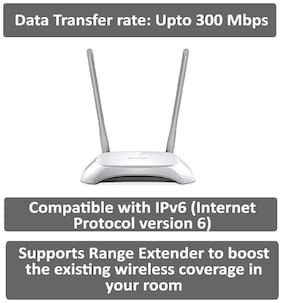 TP-LINK TL-WR840N 300 mbps Wi-fi Router