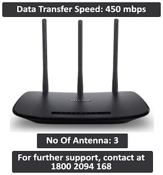 TP-LINK TL-WR940N 450 mbps Wi-fi Router