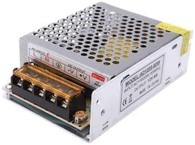 TRP TRADERS 12 Volt 5 Amp Power Supply, SMPS LED Strip, CCTV,12Volt