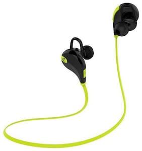 TRUEMAX QY-7-HANDFREE In-ear Bluetooth Headsets ( Green )