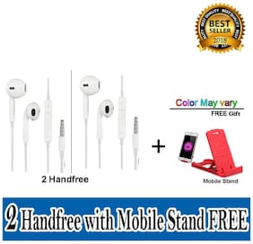 TruOm Buy 2 Earphone Get a Mobile stand Free Android/iOS Phones