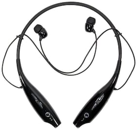 TSV HBS 730 Neckband Bluetooth Wireless Sport Stereo Extra Bass Headsets COMPATIBLE FOR IPHONE 6
