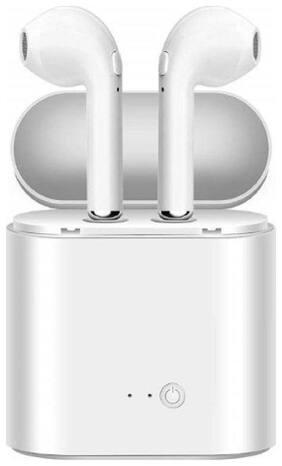TSV In-Ear Bluetooth Headset ( White )
