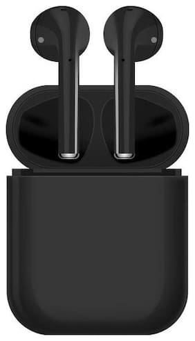 TSV Inpods 12 In-Ear Bluetooth Headset ( Black )