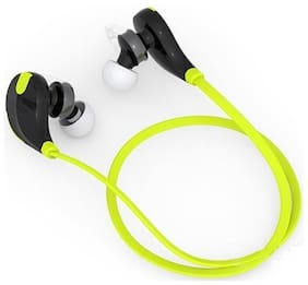 TSV In-Ear Bluetooth Headset ( Green )
