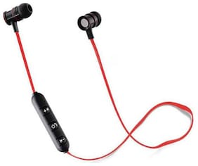 TSV In-Ear Bluetooth Headset ( Red )