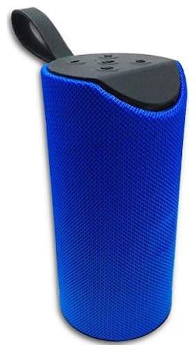 TSV Portable Bluetooth Speaker ( Blue )