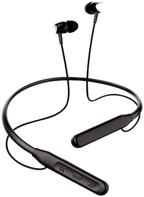 U&I Fire Neckband In-Ear Bluetooth Headset ( Black )