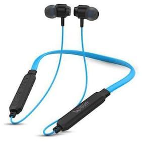 UBON CL 20 BLUE In-Ear Bluetooth Headset ( Blue )