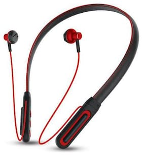 UBON CL 60 RED In-Ear Bluetooth Headset ( Red )