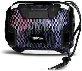 UBON SP21 BLACK Bluetooth Portable speaker ( Black )