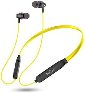 UBON UBON BT-5200 In-Ear Bluetooth Headset ( Yellow )