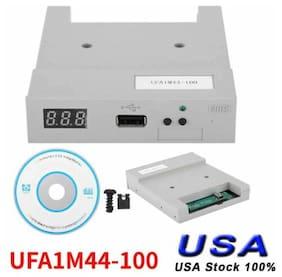 UFA1M44-100 USB Floppy Drive Emulator With CD Floppy Drive