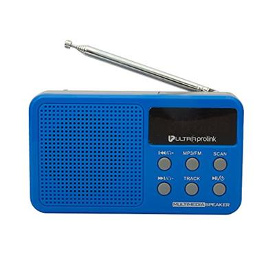 Ultra Prolink UM0017 Multimedia Speaker (Blue)