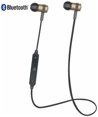 Universal Bluetooth Earphones supports all devices, ultra clear voice, high bass, trebble with 7 m of range