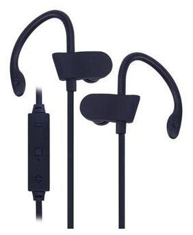 Universal Wireless Bluetooth Sports Earphone Stereo Headset (Black)