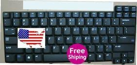(US) Original keyboard for HP Presario X1200 X1300 X1500 US layout 1673#