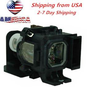 US Ship Compatible Projector VT85LP W/Home for NEC VT480 VT490 VT491 VT595 VT695