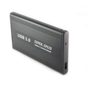 US USB 3.0 2.0 2.5 Inch SATA Hard Drive Enclosure External Case HDD Disk Box BK