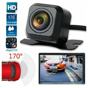 USA Waterproof 170°Car Rear View Backup Reverse Parking Camera IR Night Vision
