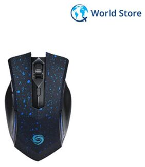 Wireless Optical Computer Game Mouse For Gamer PC