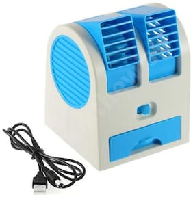 Ac USB Fragrance Air Conditioner Cooling Fan