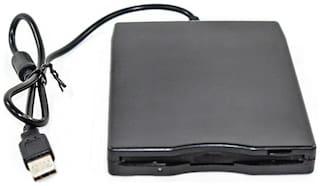 "USB Portable External 3.5"" 1.44MB Floppy Diskette Disk Drive FDD for PC"