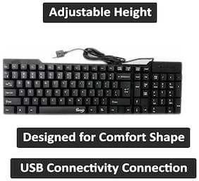 ARNAH TREASURE USB KB 03 Wired Keyboard