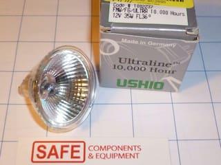 USHIO Projector Lamp FMW FG  Projection Tungsten Halogen Bulb 12V 35W R54-34