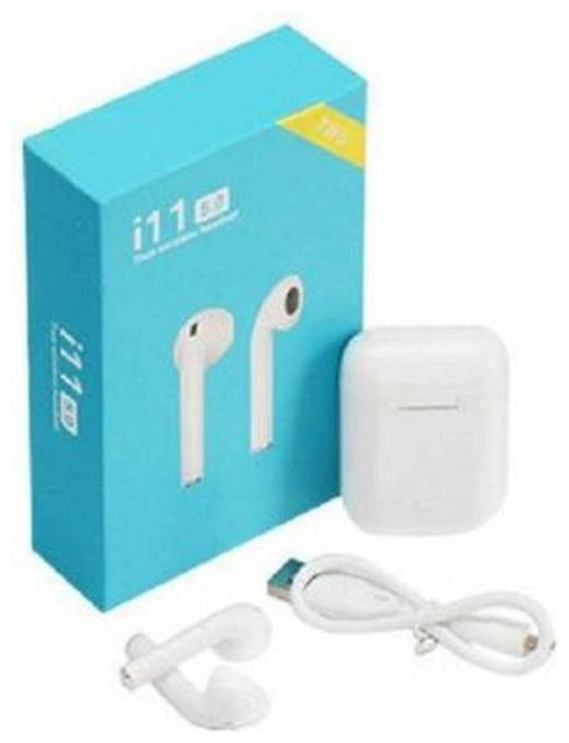 VARIPOT wireless bluetooth headphone In Ear Bluetooth Headset   White