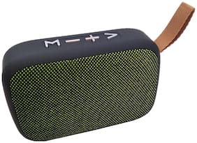 CAPNICKS 2.1 & Portable Bluetooth Speaker ( Black )