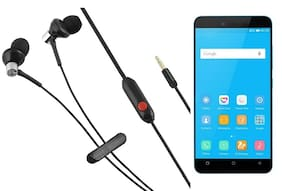 Gionee P5L Earphone With Mic And Premium Quality Sound