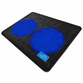 Ventilador de Enfriamiento USB Para Laptop con Luz Led Azul.Env  o Gratis