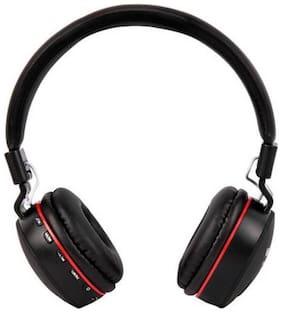 Viha MS-771 Over-ear Bluetooth Headsets ( Black )