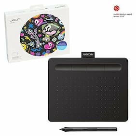 Wacom Intuos S CTL-4100 Graphics Tablet [Small] (ctl4100)
