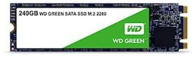 WD 240 GB Internal SSD WDS240G2G0B SATA 6.0 Gbps Internal SSD
