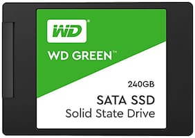 WD 240 GB Internal SSD WDS240G2G0A SATA 6.0 Gbps Internal SSD