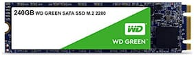WD 240 GB Internal SSD WDS240G2G0B SATA 6.0 Gbps Internal SSD