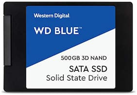 WD 500 GB Internal SSD WDS500G2B0A SATA 6.0 Gbps Internal SSD