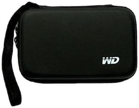 "WD Pouch For 2.5 "" Hard Disk Cover (Black)"