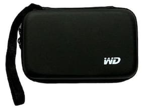 """WD Pouch For 2.5 """" Hard Disk Cover (Black)"""