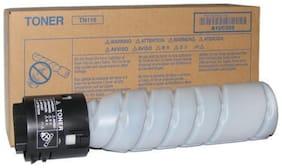 We Tech Tn116 Toner Cartridge Compatible For Konica Minolta Bizhub 164 / 165 / 184 Photocoier Single Toner