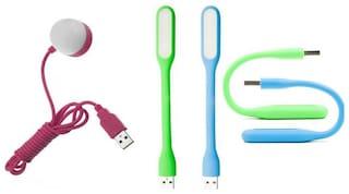 WEBDOO INFOTECH USB Light