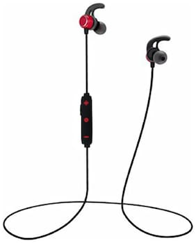 WeCool S11-Red Wireless Magnetic Headset Sport Earphones for Running