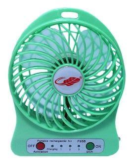 Whinsy Fan-01_1 USB Gadgets ( Green )