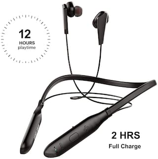 S4 Jackpot IPX4 Bass In-Ear Bluetooth Headset ( Assorted color )