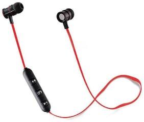 ARNAH TREASURE BT 04 In-Ear Bluetooth Headset ( Red )