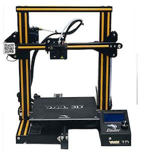 WOL 3D Upgraded Ender 3 3D Printer