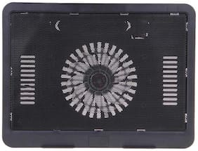 WOLFANO Octopus 1 Fan Laptop Cooling Pad ( Upto 15 Inch)